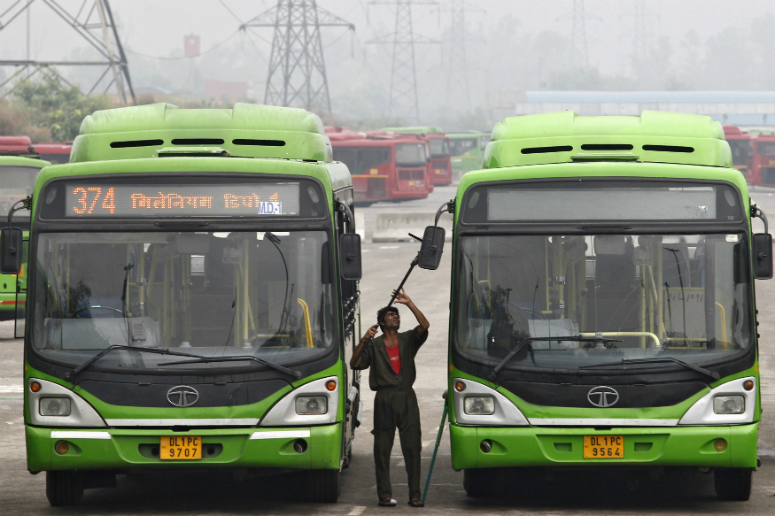 Delhi CM Intervenes After Many Complain of Shortage in Public Transport, DTC Services Increased