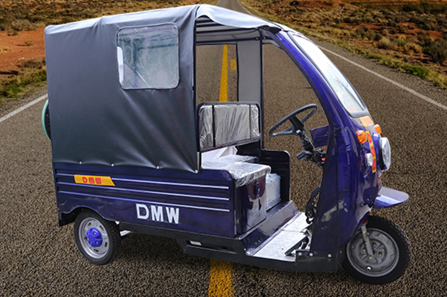 HC Restrains Indian E-Rickshaw Maker From Using DMW Trademark, Similar to BMW, Citing