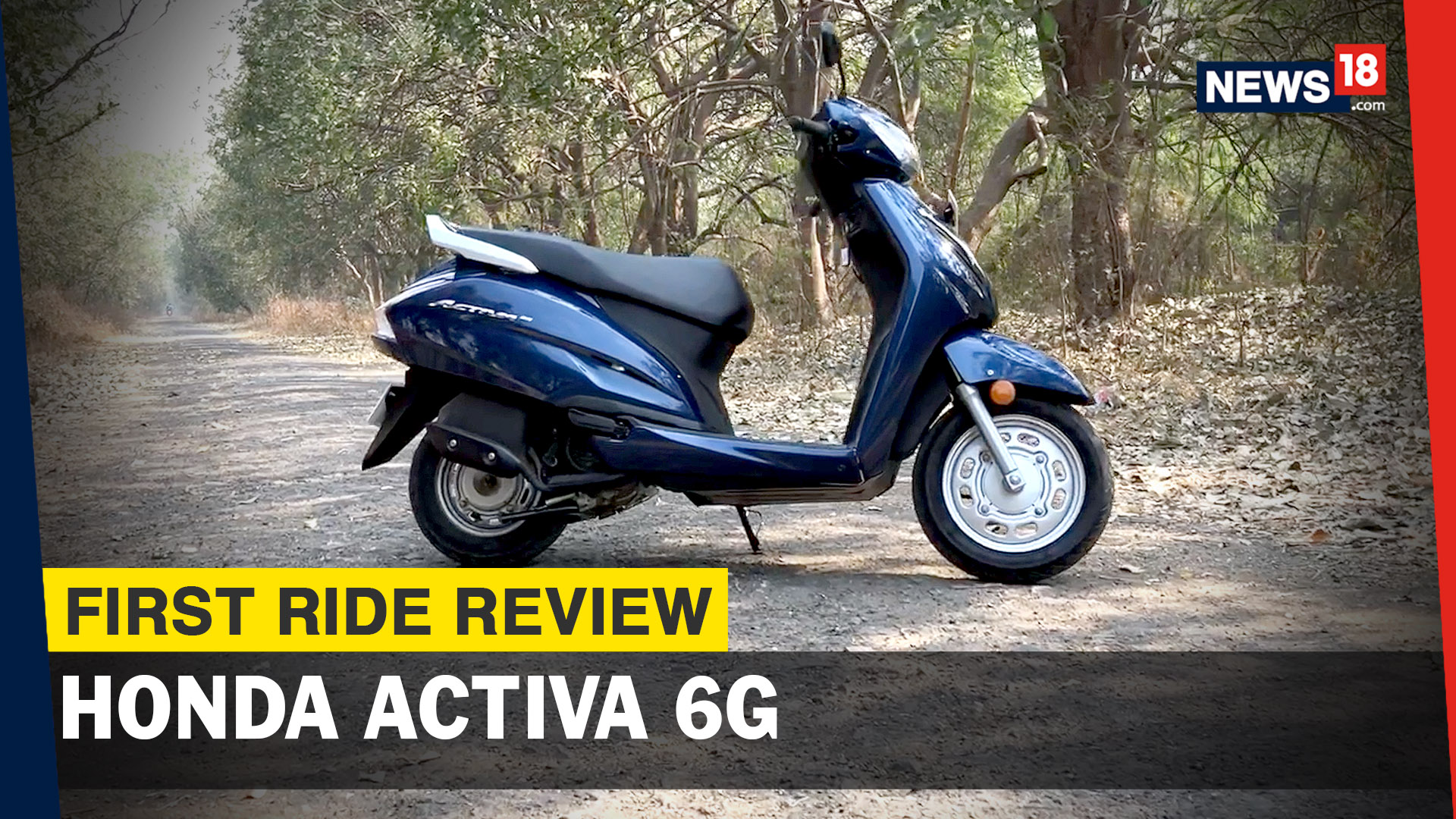 Honda Activa 6G First Ride Review | Greener, Better and a Step-up From its Predecessors
