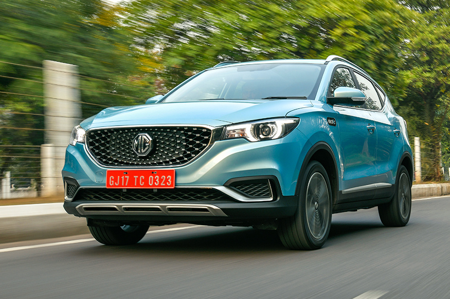 MG ZS EV Clocks 158 Units in February, Outpaces Total Number of EVs Sold Last Year in India