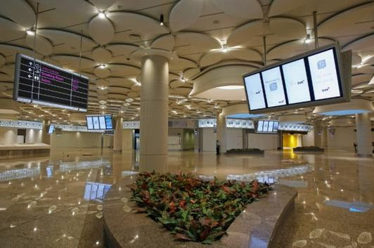 Chhatrapati Shivaji International Airport in Mumbai. (Image: Reuters)