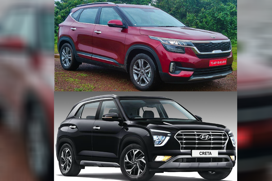 New Hyundai Creta vs Kia Seltos Spec Comparison: Prices, Features, Specifications and More