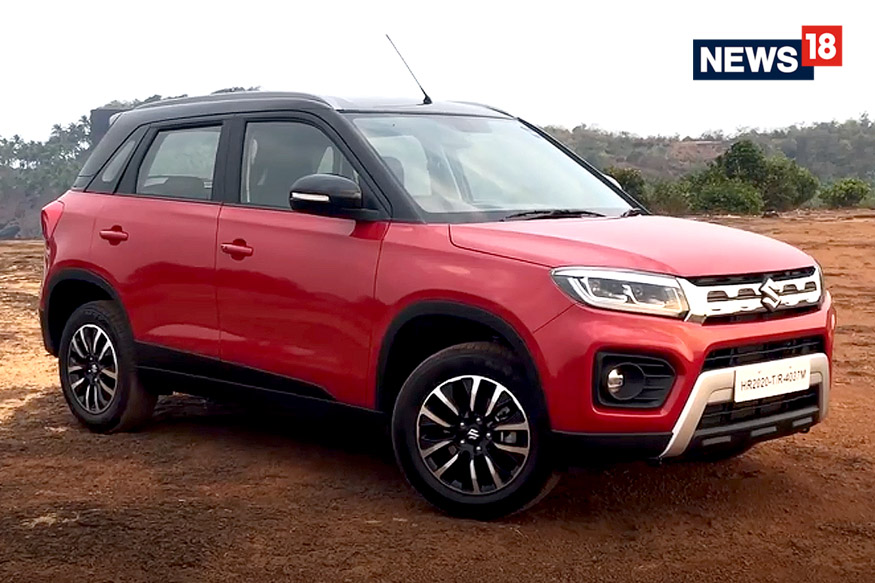 New Maruti Suzuki Vitara Brezza Review (First Drive) | Now With a Petrol Engine