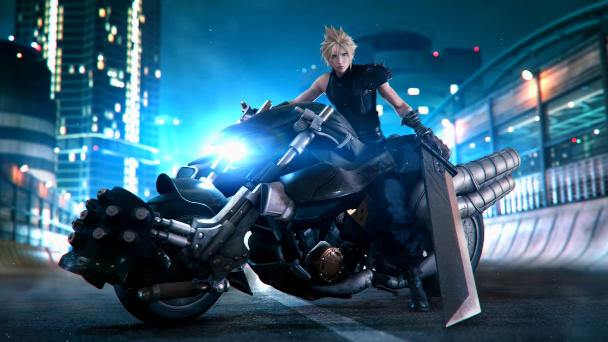 Final Fantasy VII Remake Demo Is Now Playable for Free on the PlayStation 4