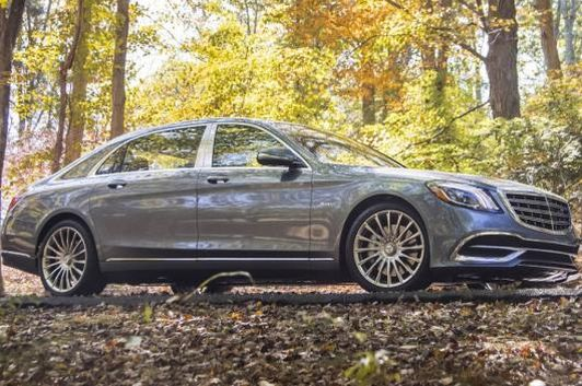 Mercedes-Maybach S560 4Matic. (Image: Mercedes-Benz)