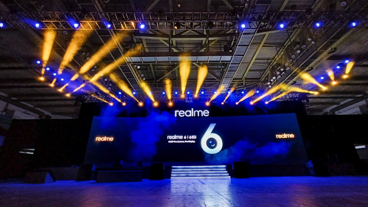 Realme 6, Realme 6 Pro Feature 64-Megapixel Primary Camera, 90Hz Screen: Live Updates