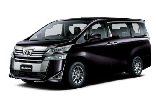 Toyota Vellfire Launched in India. (Image source: Toyota)