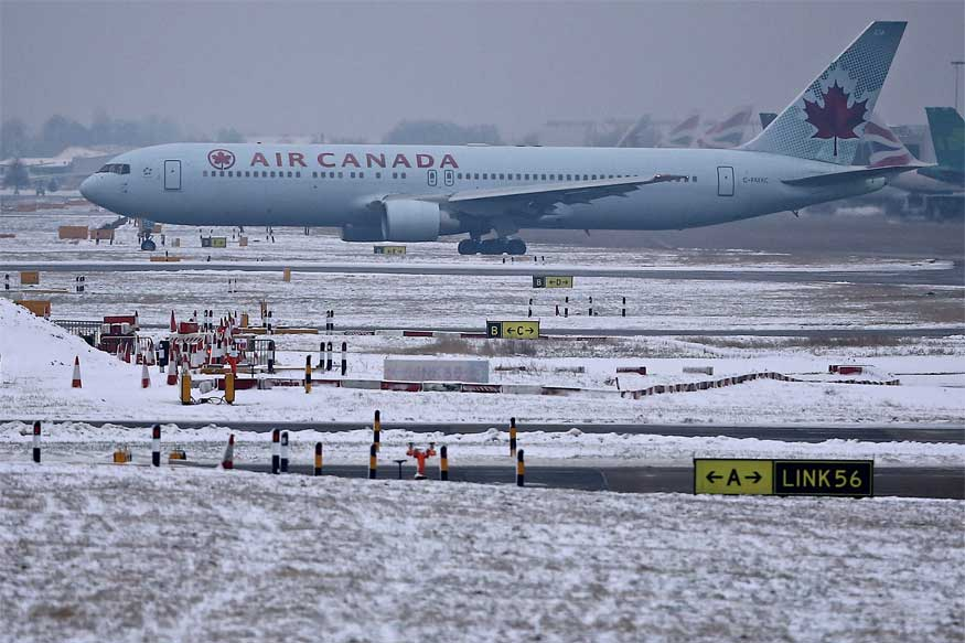 Coronavirus Impact: Air Canada to Temporarily Cut Half Its WorkForce Under Cost Reduction Program