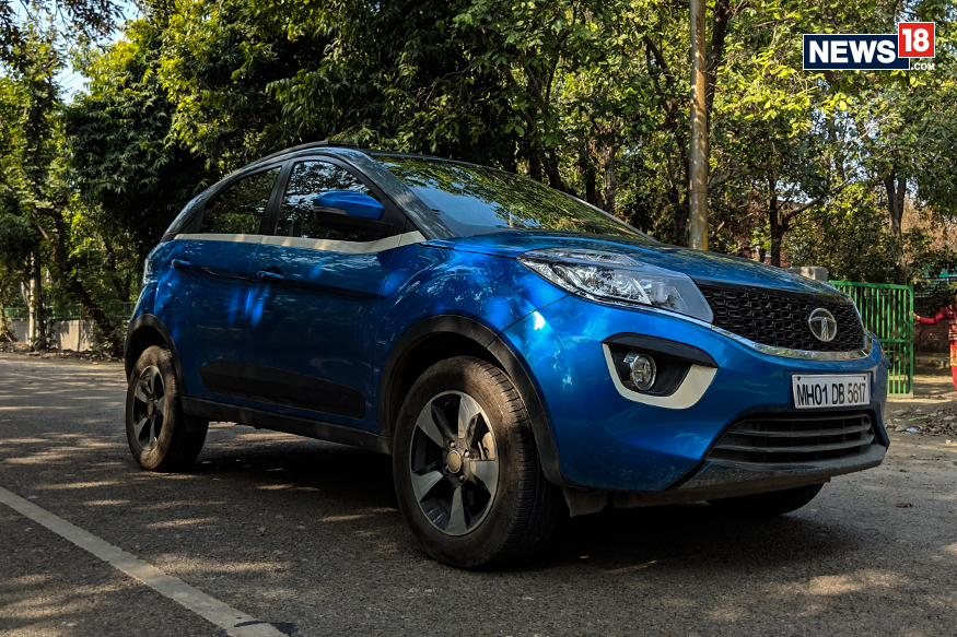 Tata Nexon XZ+(S) Variant With Sunroof Introduced in India at Rs 10.10 Lakh