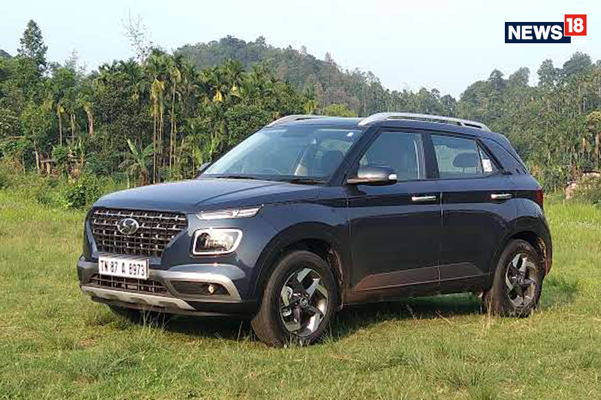 Hyundai Venue Beats Maruti Suzuki Vitara Brezza to Become Best-Selling Compact SUV in India