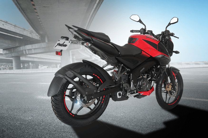 BS-VI Bajaj Pulsar NS 160 Launched in India at Rs 1.03 Lakh