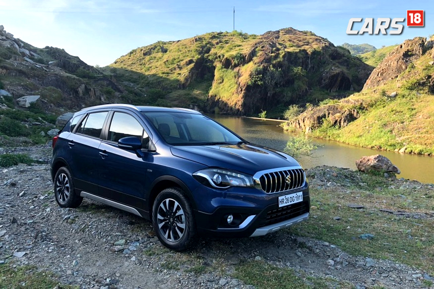 Maruti Suzuki S-Cross BS-VI Petrol Listed on Official Website, to be Launched Soon