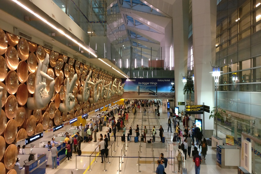 Amid Flight Cancellations Due to COVID-19, Delhi IGI Airport Records Highest Social Media Traffic