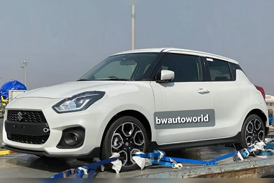 New Suzuki Swift Sport Spotted India, Is it Finally Happening?