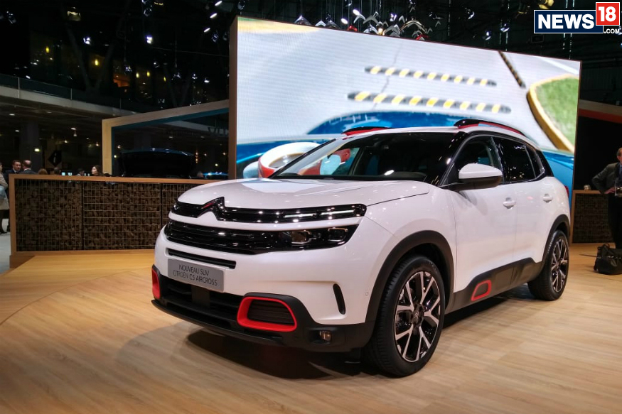 Groupe PSA Reschedules Launch of Citroen C5 Aircross SUV in India to Q1 2021