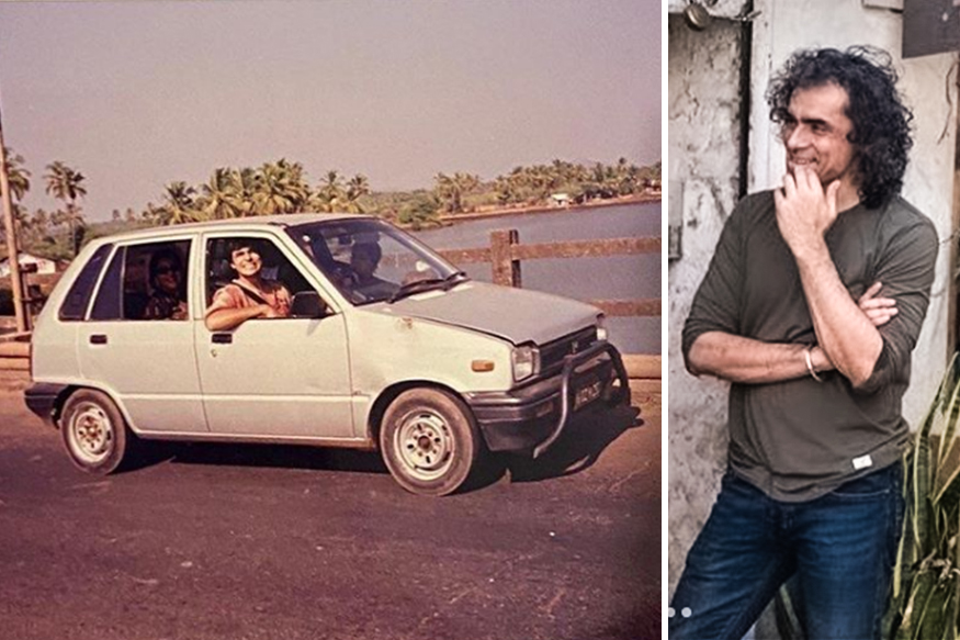 Bollywood Director Imtiaz Ali Shares Memory of his First Car, a Maruti 800, on Instagram