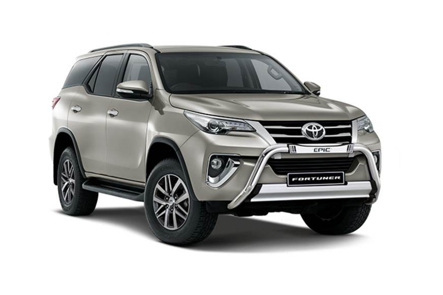 Toyota Fortuner Epic, Epic Black Edition Revealed for South African Market, Gets Cosmetic Updates