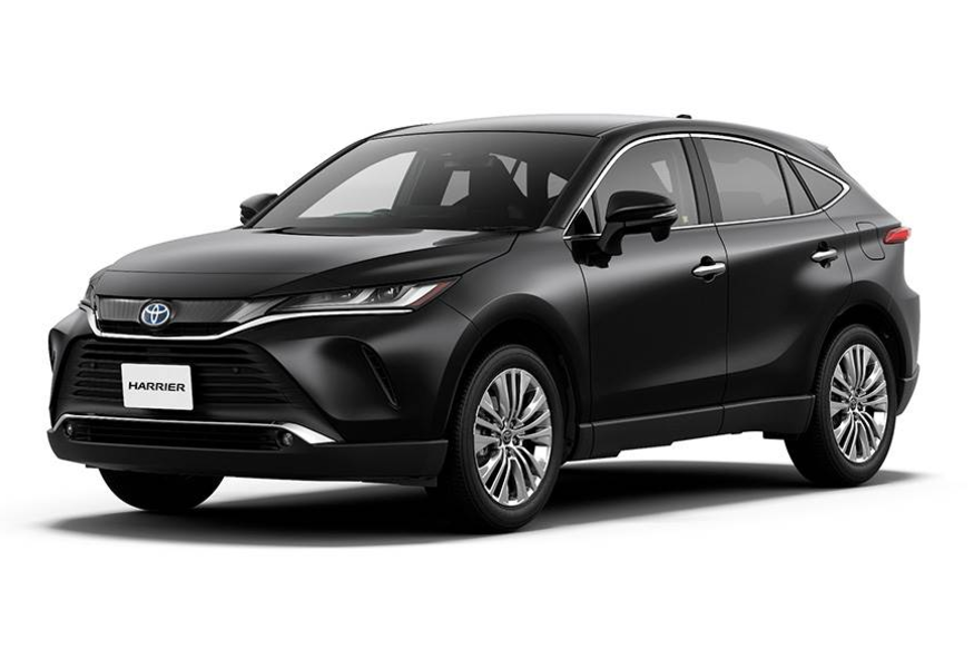 Toyota Harrier Officially Unveiled in Japan, to be Launched Globally Soon