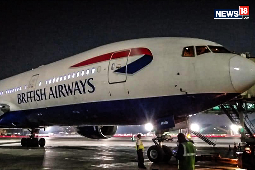 Coronavirus Lockdown: British Airways Flight Evacuates 160 from Kolkata to UK