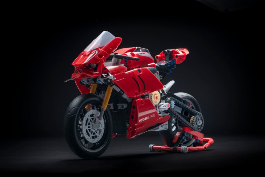 The LEGO Technic Ducati Panigale V4 R is Here and You Might Want to Get Your Hands on One