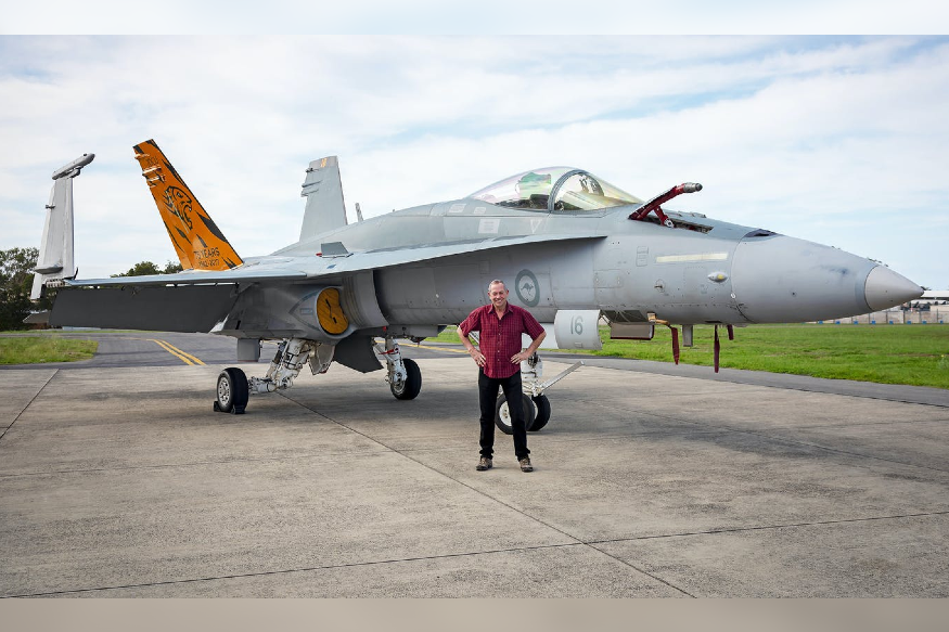 Meet Don Kirlin, the Man Who Owns the World's Most Advanced Private Air Fighter Jet Collection