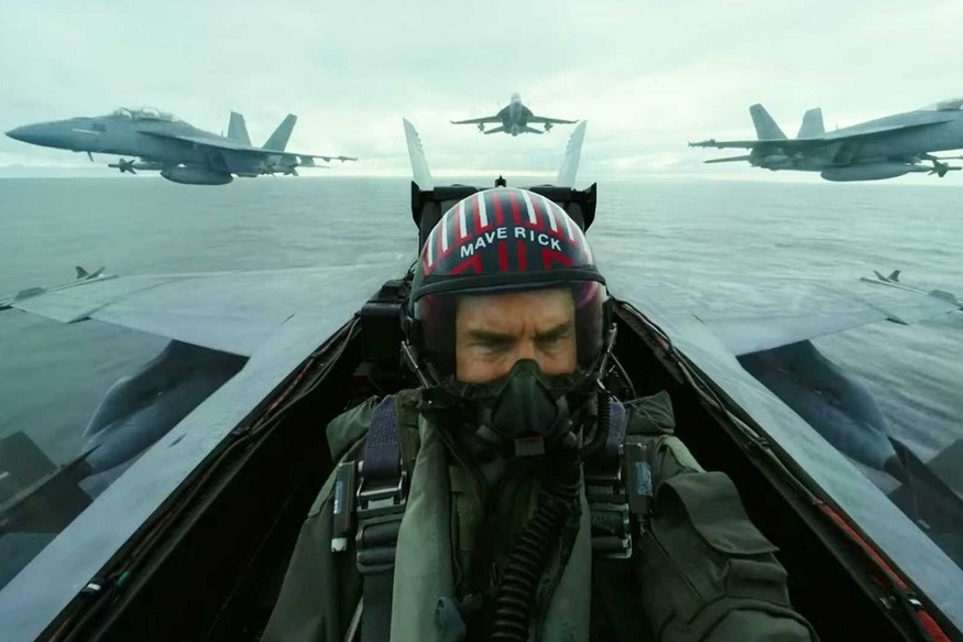 Navy Denied Tom Cruise's Request to Pilot a Real F/A-18 Super Hornet in Upcoming Top Gun: Maverick Movie
