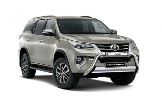 Toyota Fortuner Epic. (Image source: Toyota)