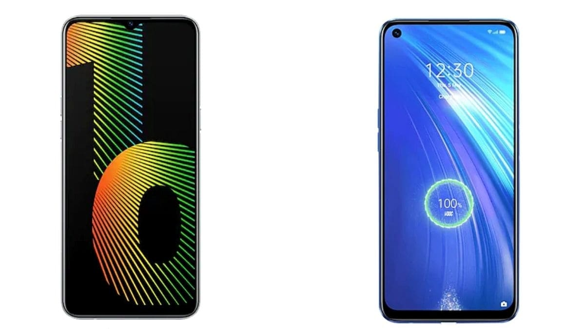 Realme Narzo 10 vs Realme 6: Price in India, Specifications Compared