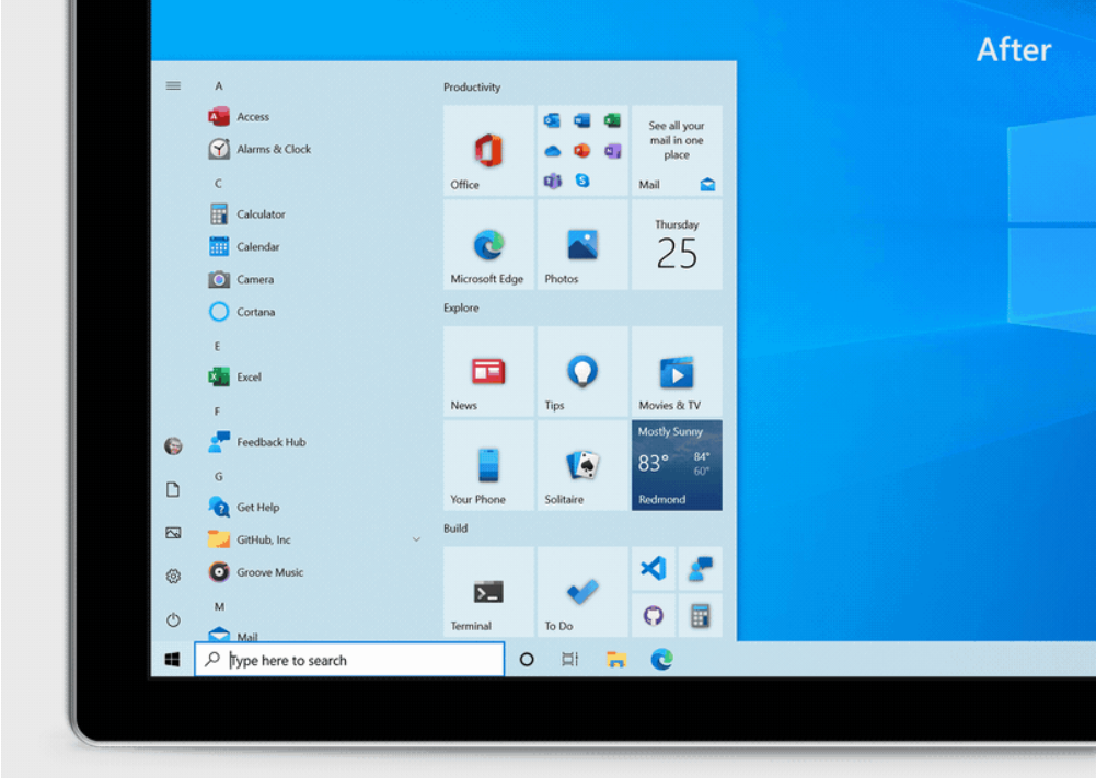 How to enable the new Start Menu in Windows 10 | Gadgets Now
