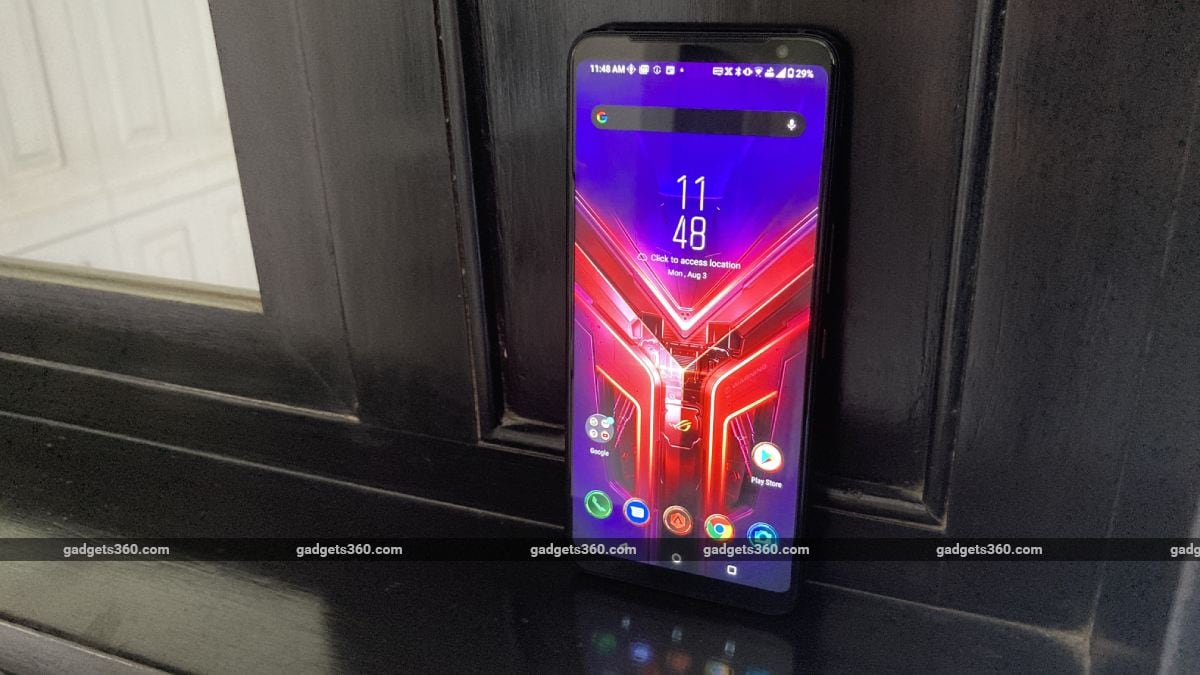 asus rog phone 3 upright ndtv rog