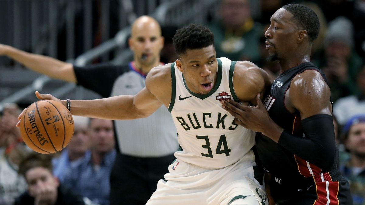 Bucks vs Heat live stream: how to watch game 1 NBA playoffs action from anywhere