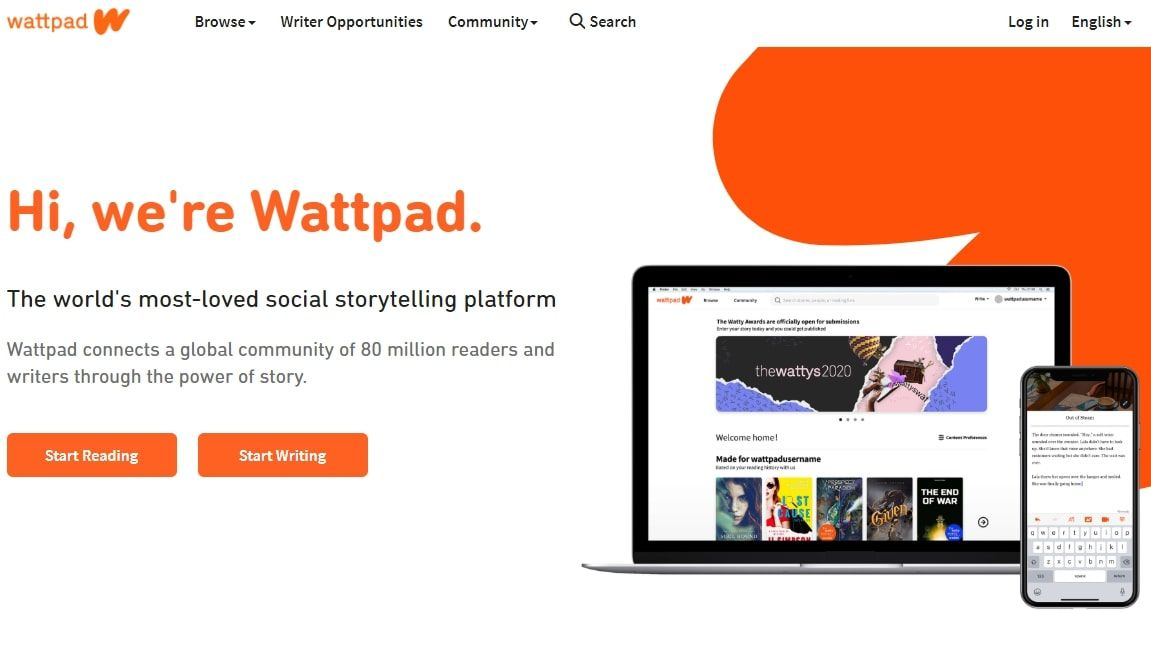 How to change your Wattpad password or reset it