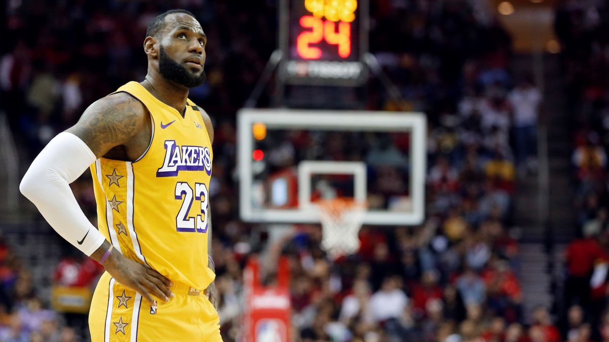Lakers vs Rockets live stream: how to watch game 1 of the NBA playoff series today
