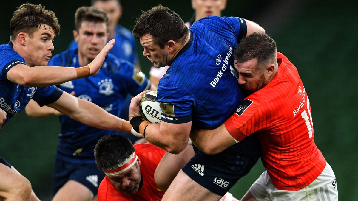 Leinster vs Munster live stream: how to watch the Pro14 rugby semi-final online today