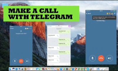 How to Make Voice Calls and Video Calls on Telegram